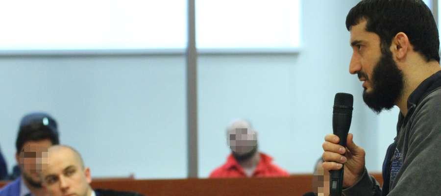 Mamed Chalidow zeznawał w procesie zawodników MMA