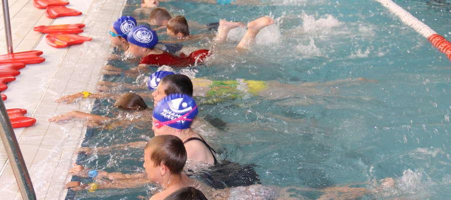 W Kalinowie uczą bezpiecznego pływania