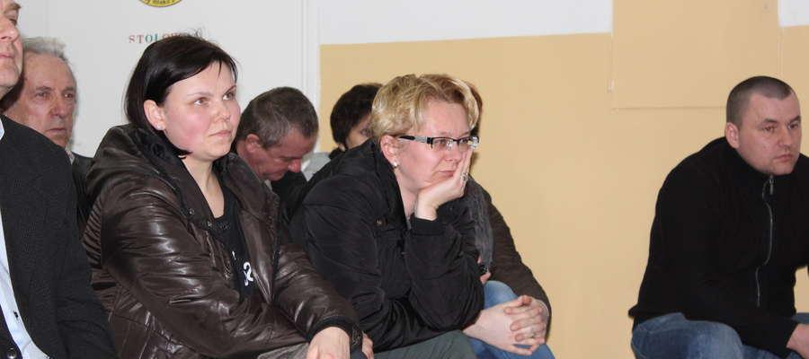 Rodzice nie zgadzają się na likwidację szkoły w Bobrach.