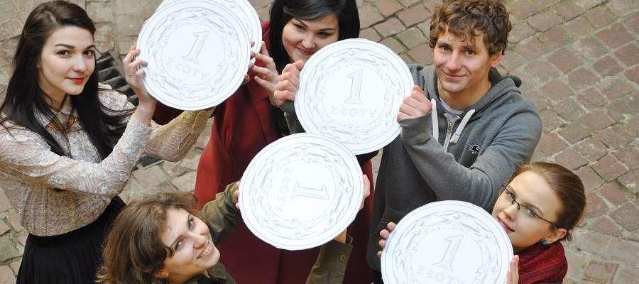 Do 31 maja zbieramy monety o nominale 1 złotego   Fot. archiwum