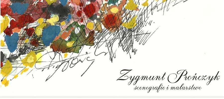 Jeden z obrazów Zygmunta Prończyka