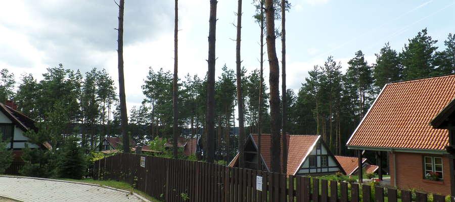 Rezydencje Warmińskie to przykład modelowego w skali Warmii i Mazur osiedla domów całorocznych.