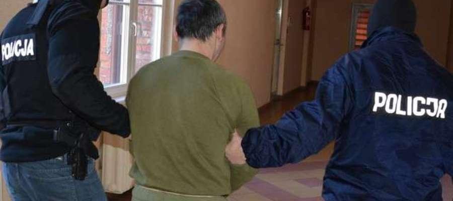Samir S. został zatrzymany 15 marca 2013 roku
