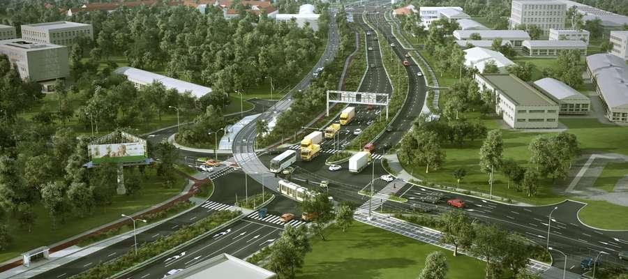 Jest umowa na dofinansowanie Towarowej. Ulica zostanie zmodernizowana, powstanie też nowy odcinek
