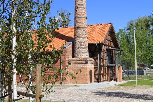 Dawna dzielnica przemysłowa Olsztyna: Historia i współczesność tartaku Raphaelsohnów - full image