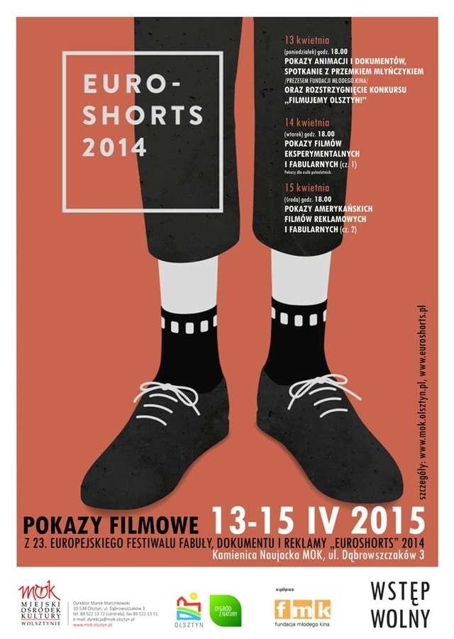 """Pokazy filmowe """"Euroshorts"""" 2014 - full image"""