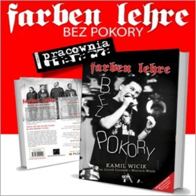 """""""Farben Lehre. Bez pokory"""". Spotkanie z autorami książki  - full image"""