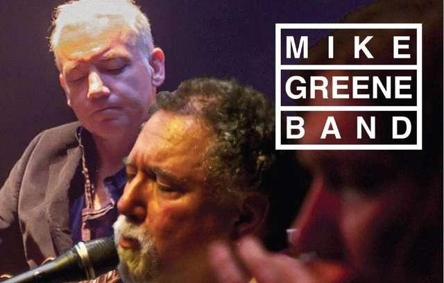Bluesowa Sowa: Mike Greene Band  - full image