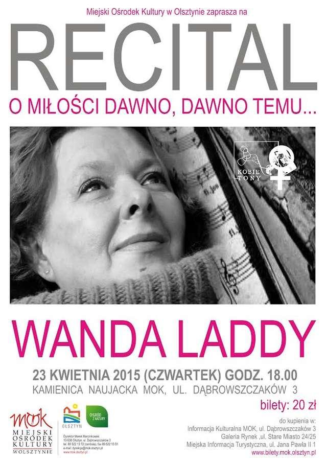 Koncert Wandy Laddy w Olsztynie - full image