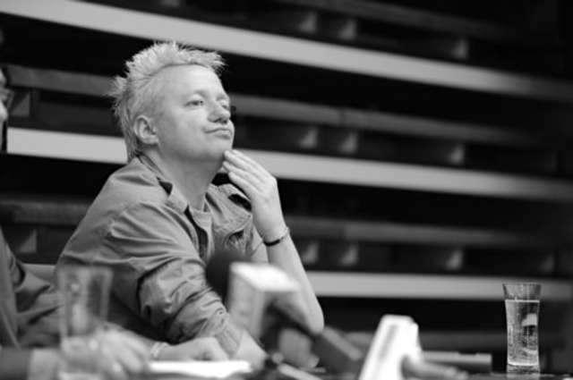 Robert Leszczyński, dziennikarz muzyczny - full image
