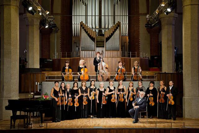 Koncert orkiestry kameralnej z filharmonii w Kaliningradzie! - full image