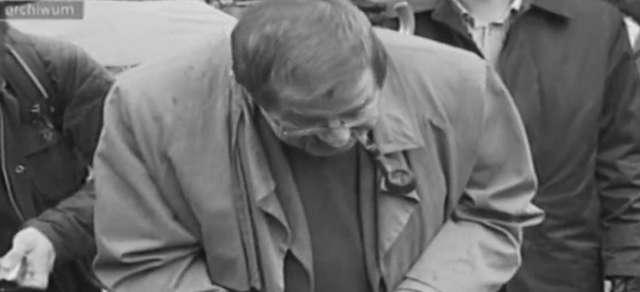 Zmarł Guenter Grass. Niemiecki noblista miał 87 lat - full image