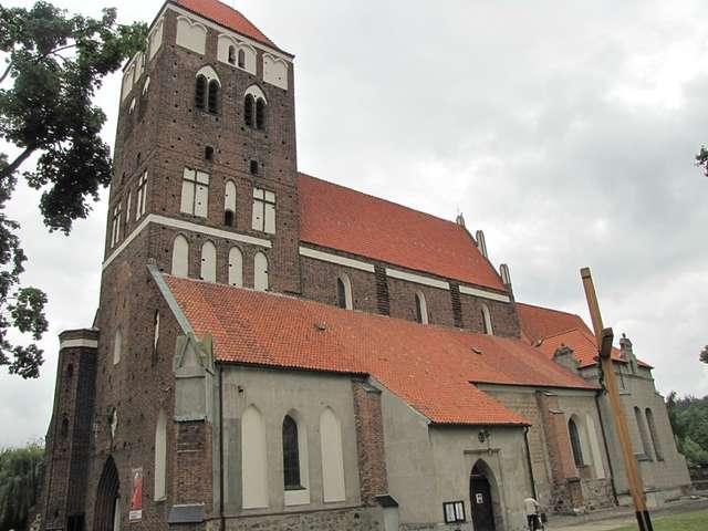 Kościół Św. Tomasza w Nowym Mieście Lubawskim - full image