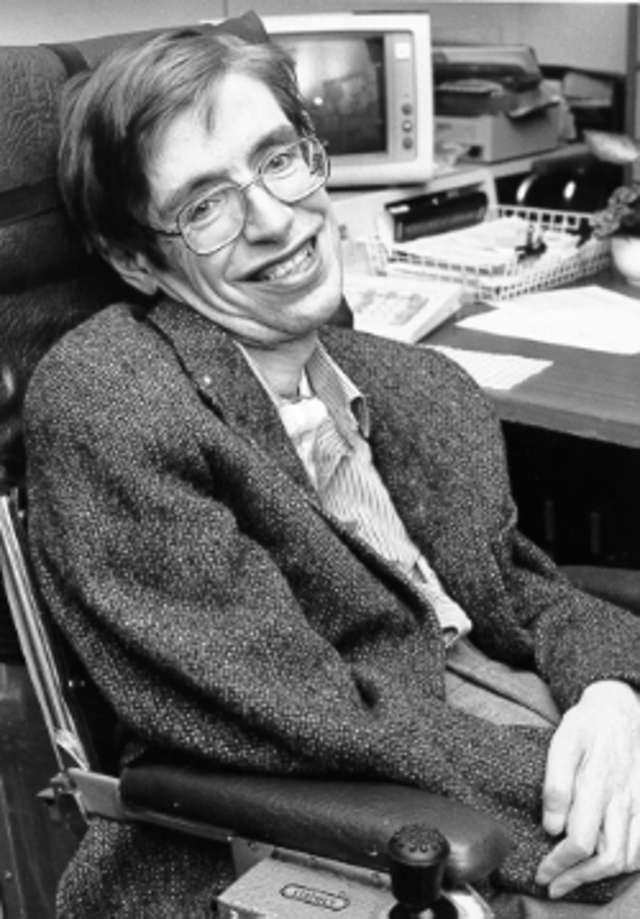 Stephen Hawking... pociesza nastoletnie fanki One Direction? - full image
