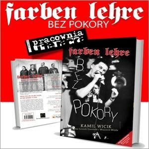 """""""Farben Lehre. Bez pokory"""". Spotkanie z autorami książki"""