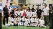 Siedem pucharów na Dragon Fights Kyokushin Cup