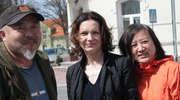 Podróżnicy z Pekinu, Rita Ma i Xiaobo Zhang zatrzymali się w Bisztynku