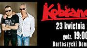 Już w czwartek koncert Kobranocki w Bartoszycach. Są jeszcze bilety!