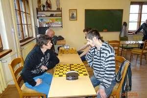Turniej w salce parafialnej