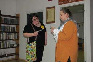 Śmiechoterapia w bibliotece miejskiej