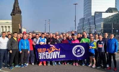 Olsztynianie nieźle pobiegali w Warszawie