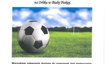 Trwają zapisy do Wiosennej Ligi Piłki Nożnej