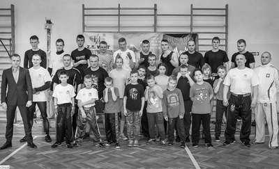 Klub Husaria Gołdap gościł Mistrzów Świata