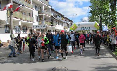 Półmaraton Węgorza po raz dwunasty