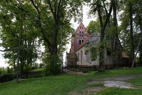 Kościół ewangelicko-augsburski w Dźwierzutach