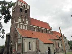 Nowe Miasto Lubawskie – na szlaku Św. Jakuba