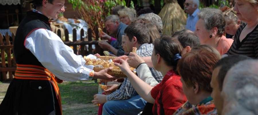 W pierwszy majowy weekend w sierpeckim skansenie czeka wiele atrakcji