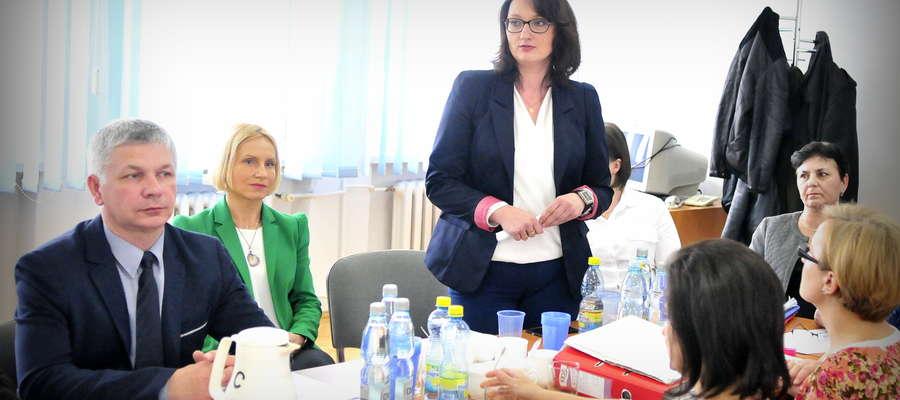 Edyta Sobczak nie zyskała aprobaty radnych