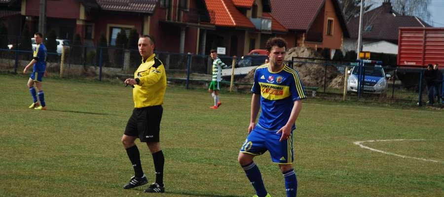 Robert Kolk strzelił swojego pierwszego gola w seniorskiej drużynie Wkry