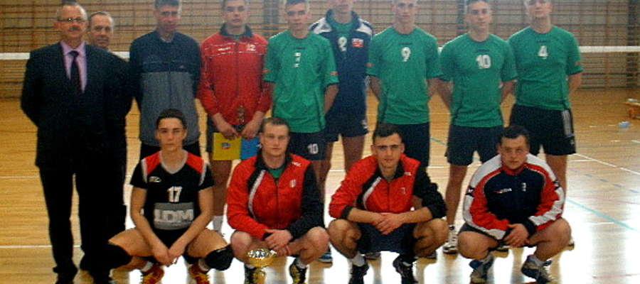 Najlepsi w turnieju: Zielona, Płońsk i LO