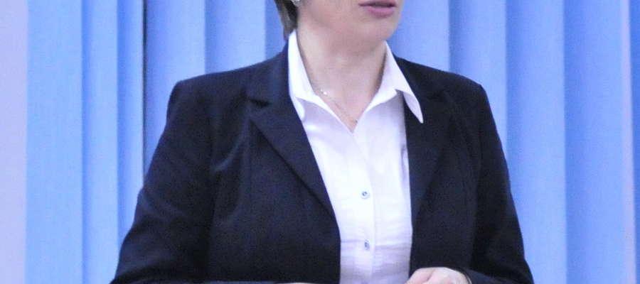 Aneta Goliat burmistrz Żuromina znalazła się w Zarządzie Związku