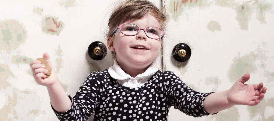 """Sara Bornikowska ma porażenie czterokończynowe, jest jedną z podopiecznych Fundacji """"Przyszłość dla Dzieci"""""""