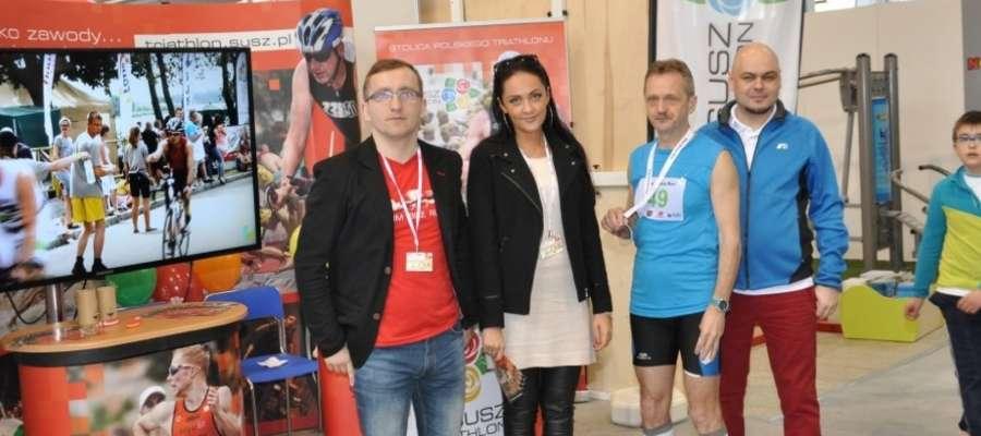 Susz prezentował swoją ofertę pod marką Susz Triathlon