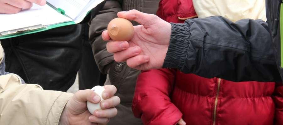 IX Świąteczna Bitwa na Jajka odbyła się w Giżycku