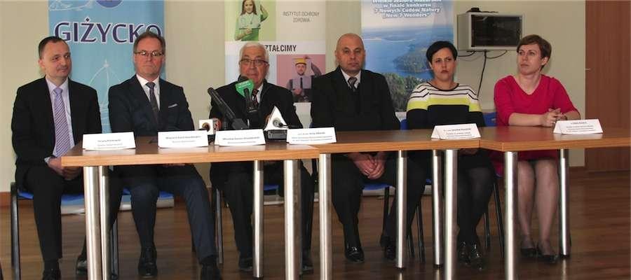 Konferencja prasowa PWSZ