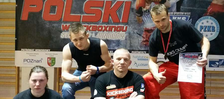 Karolina Lewalska, Piotr Kołakowski, Leszek Jobs i Sebastian Prokop