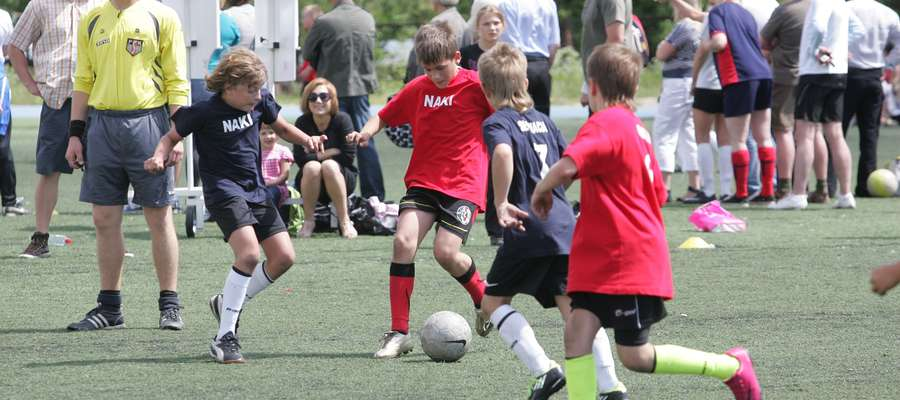 W Olsztynie w obu kategoriach wiekowych zagra aż 28 zespołów