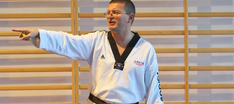 Dariusz Nowicki jest sędzią od 25 lat.