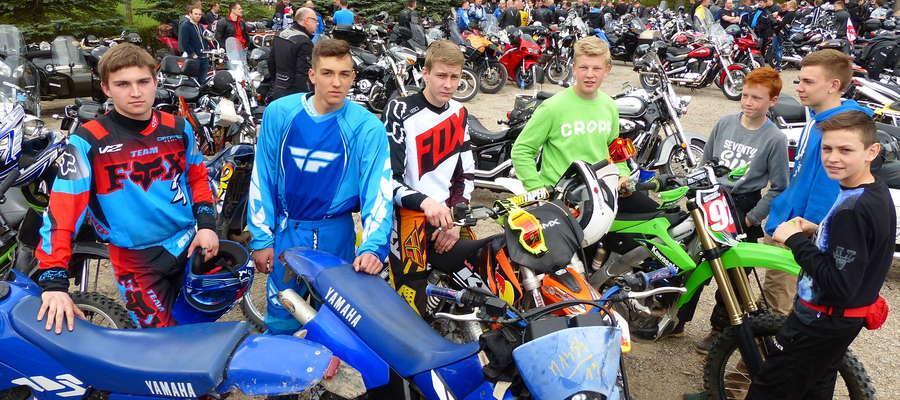 W Warpunach rozpoczęli sezon motocyklowy. Zobacz zdjęcia!