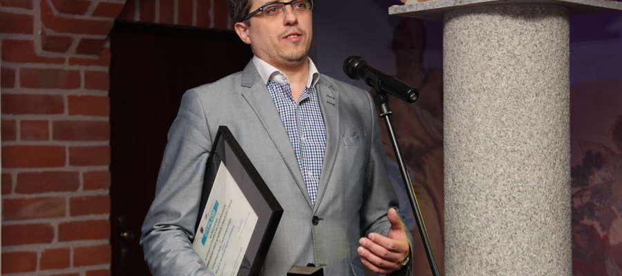 Paweł Lulewicz, dyrektor Elbląskiego Parku Technologicznego