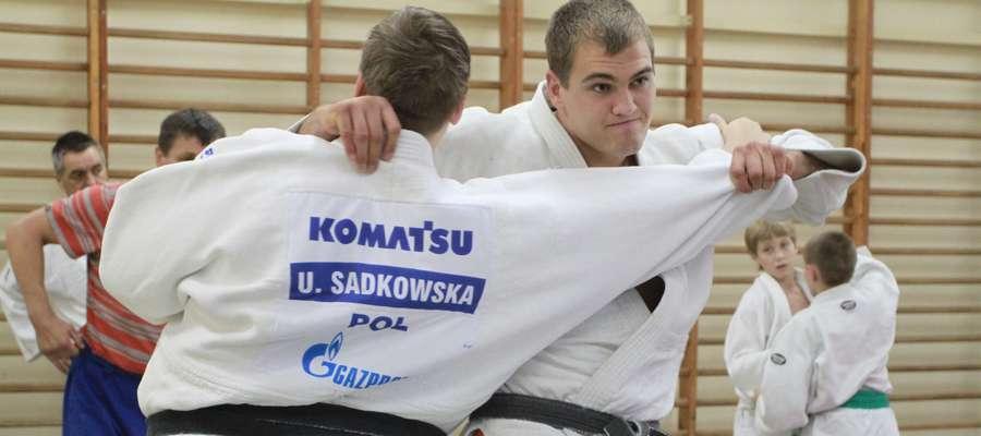 W rankingu olimpijskim Maciej Sarnacki jest na dziewiątym miejscu.