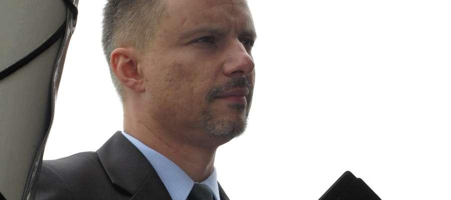 Nowy dyrektor GCK — Michał Wróblewski