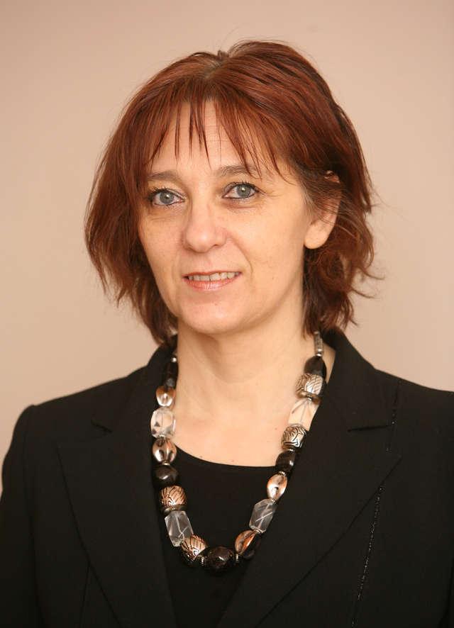 dr Lucyna Kwiatkowska, Prorektor WSIiZ - full image