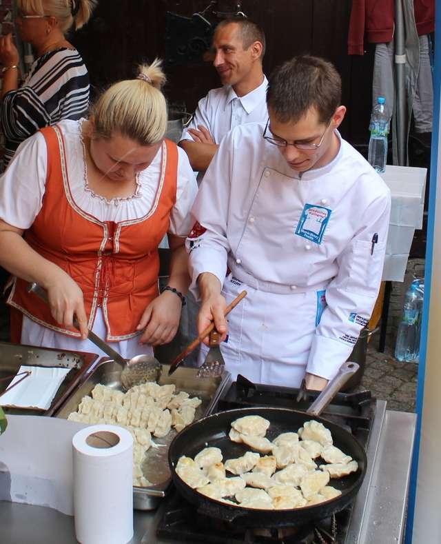 Dziedzictwo Kulinarne Warmii Mazur i Powiśla - czyli festiwal smaku - full image