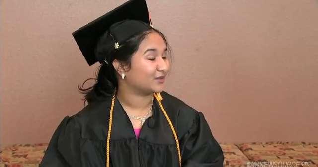 Genialna 11-latka. Skończyła szkołę średnią i idzie na Harvard - full image