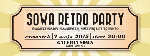 Sowa Retro Party - full image